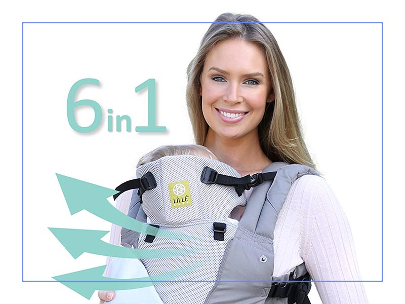 Lillebaby Airflow Vs All Seasons Carrier Which One To Choose